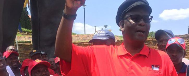 FILE: Zwelinzima Vavi. Picture: Masa Kekana/EWN