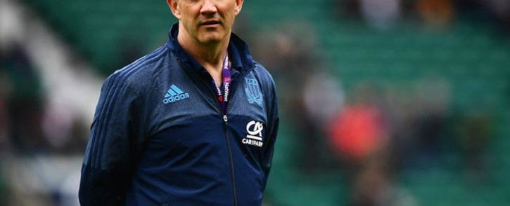 FILE: Italy coach Conor O'Shea. Picture: Twitter/@PlanetRugby.
