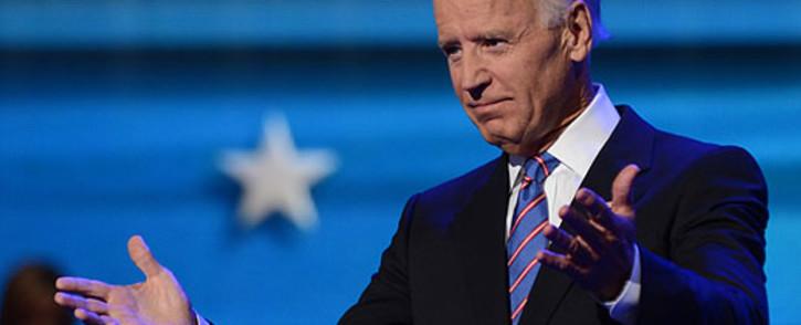 US Vice President Joe Biden. Picture: AFP