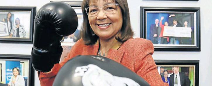 FILE: Good party leader Patricia de Lille. Picture: Good/facebook.com
