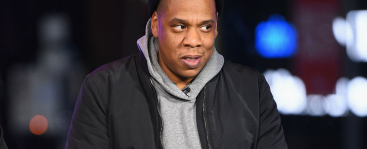 Jay Z. Picture: AFP