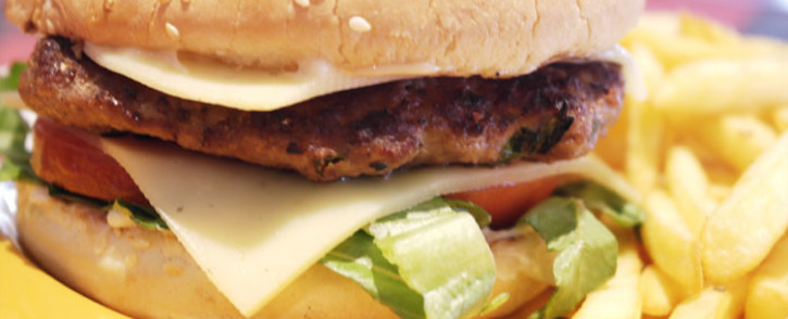 FILE: A panel of 14 people helped MD of Havas Sport and Entertainment, Andrew Ross rate a standard combo cheese burger and chips at a number of take-away spots in the country. Picture: freeimages.com.