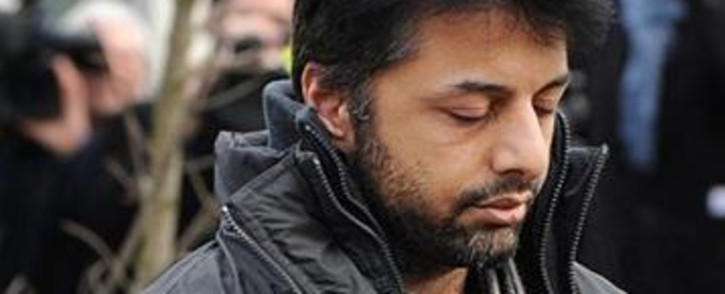 Shrien Dewani arrives at Belmarsh Magistrates Court on February 24, 2011. Picture: Ben Stansall/AFP