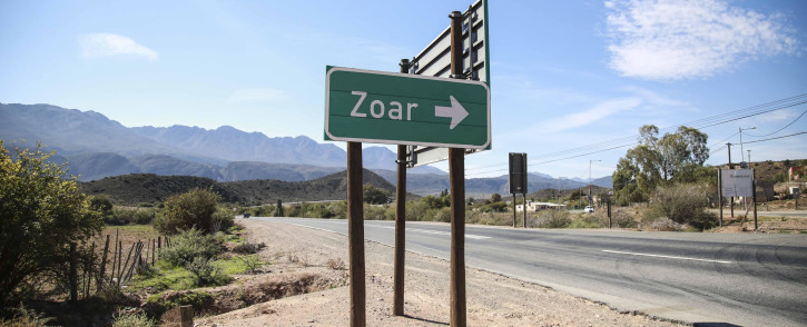 The town of Zoar just outside of Ladismith in the Karoo. Picture: EWN