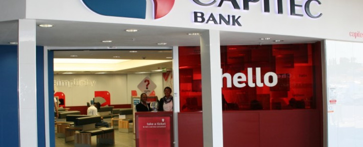 Capitec Bank clients took to social media in outrage on Friday morning, saying there had been additional deductions from their accounts without their consent. Picture: Supplied