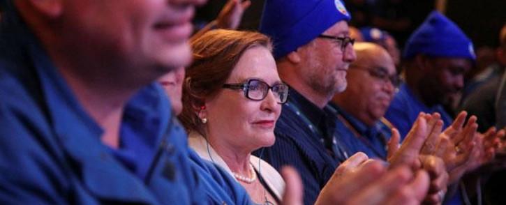 Former Western Cape Premier Helen Zille. Picture: Cindy Archillies/EWN