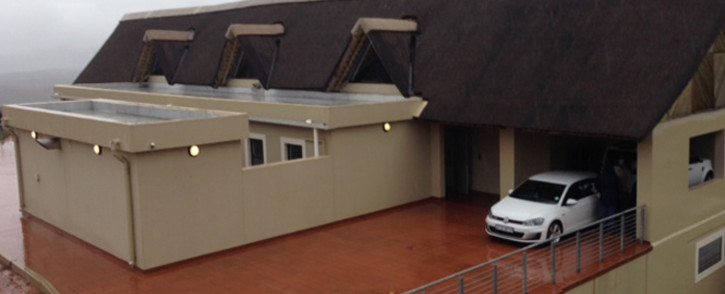 FILE: The clinic facility at the president Jacob Zuma's home in Nkandla was among those inspected by Parliament's ad hoc committee during their site inspection. Picture: Rahima Essop/EWN.