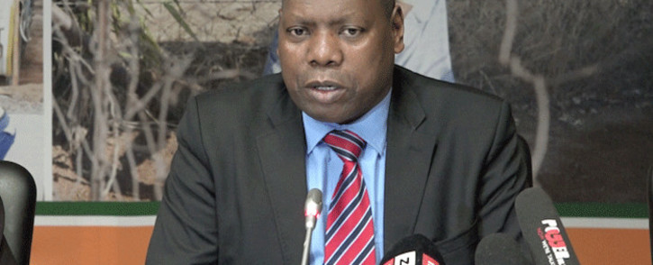 FILE: Health Minister Zweli Mkhize added that when government removed the subsidy to fund the NHI, patients would be forced to make use of it. Picture: Louise McAuliffe/EWN.