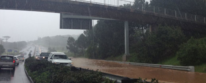 FILE: Heavy rains are expected in Laingsburg, Beaufort West, Montagu and Ceres. Picture: Aletta Gardner/EWN