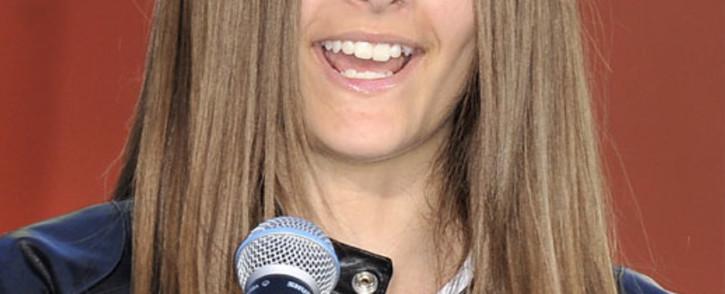 Michael Jackson's daughter, Paris. Picture: AFP