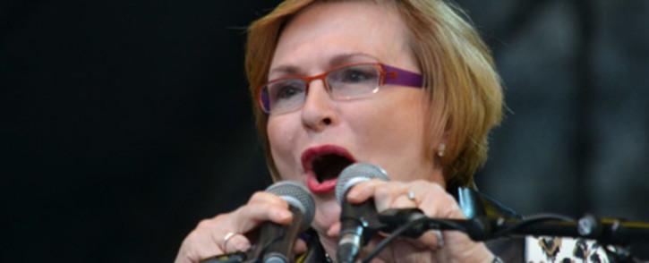 DA leader Helen Zille. Picture: Stephen Phillipson/EWN.