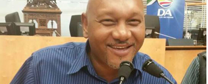 DA Cape Town Chairperson Shaun August. Picture: Facebook