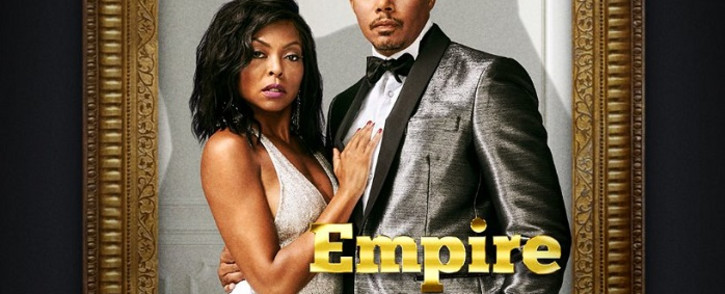 'Empire' lead actors Taraji P Henson (L) and Terrence Howard (R). Picture: @EmpireFOX/Twitter.