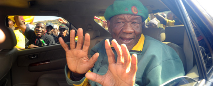 FILE. Lesotho Prime Minister Thomas Thabane fled to South Africa at the weekend. Picture: AFP.