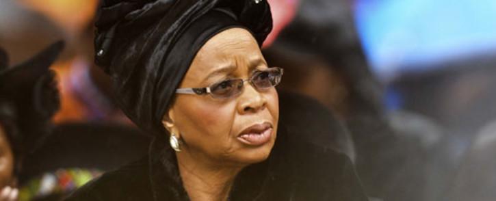 FILE: Graca Machel. Picture: Herman Verwey/Mandela Pool