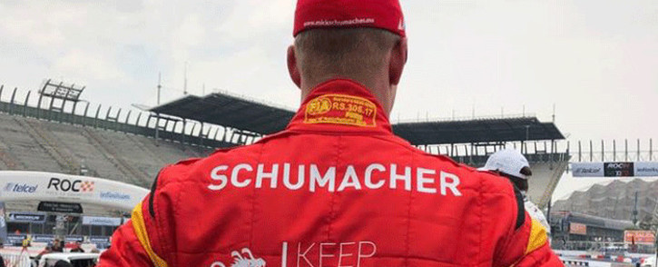 Michael Schumacher's son Mick has followed in his father's footsteps by signing a contract with Ferrari to join the Formula One team's young driver academy. Picture: Facebook.