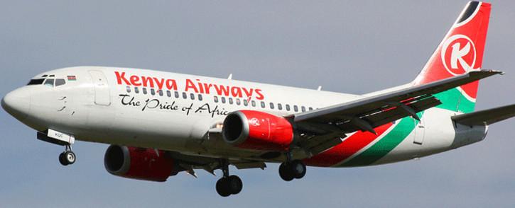 Kenya Airways. Picture: Facebook