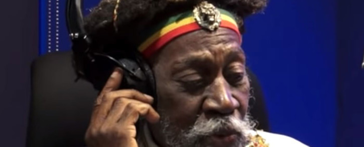 A screengrab of Bunny Wailer doing an interview. Picture: BBC Radio 1Xtra/YouTube