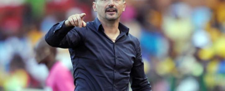 Orlando Pirates former coach Vladimir Vermezovic. Picture: Facebook.