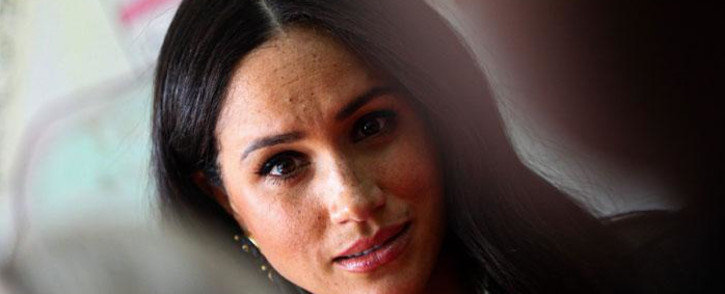 FILE: The Duchess of Sussex, Meghan Markle. Picture: Kayleen Morgan/EWN