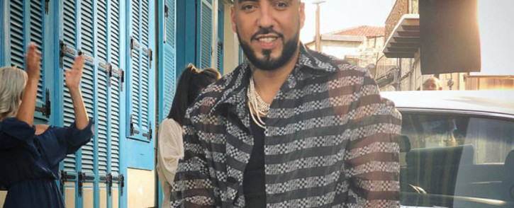 French Montana. Picture: Twitter/@FrencHMonTanA