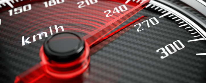 The 32-year-old man was driving 213 kilometers per hour in a 120 zone on the N1 in Sandton earlier on Sunday.Picture: 123rf