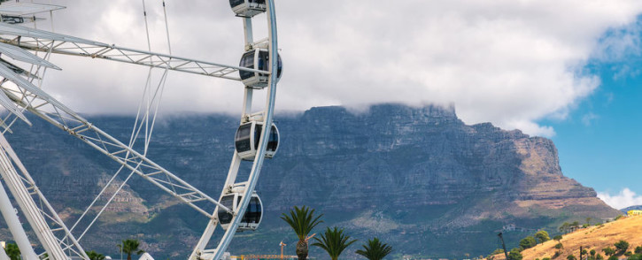 The Cape Wheel is one of Cape Town's tourist attractions. Picture: 123rf.