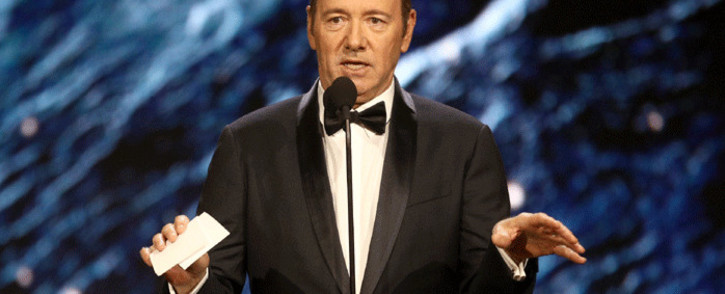 FILE: Kevin Spacey at the 2017 AMD British Academy Britannia Awards on 27 October 2017. Picture: AFP