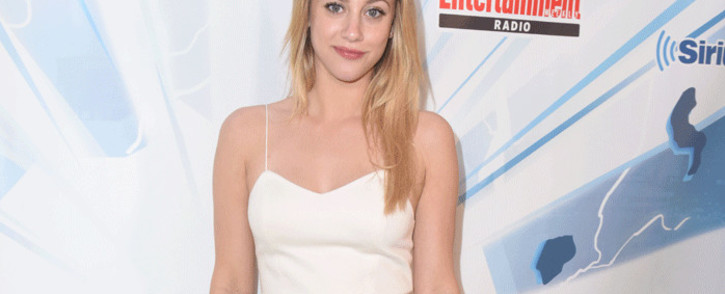Lili Reinhart attends SiriusXM's Entertainment Weekly Radio Channel Broadcasts From Comic Con 2017 at Hard Rock Hotel San Diego on 22 July 2017 in San Diego. Picture: AFP.