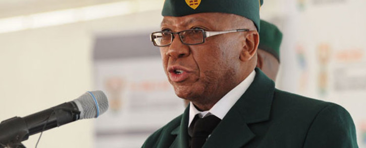 Kebby Maphatsoe, uMkhonto weSizwe Military Veterans' Association chairperson. Picture: GCIS.