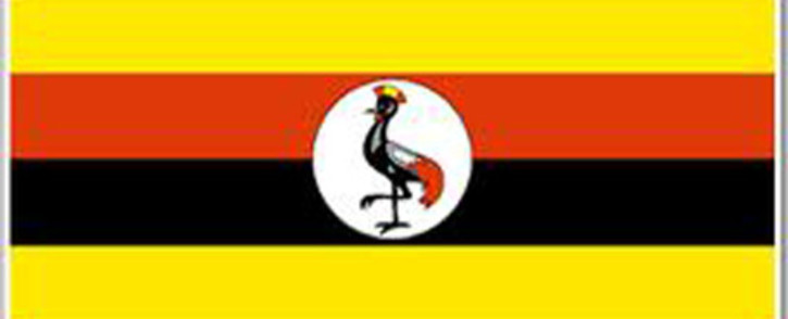 Uganda flag. Picture: mapsofworld.com