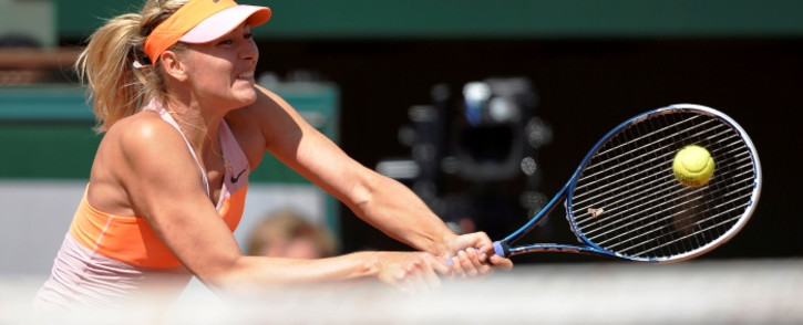 Maria Sharapova. Picture:AFP.