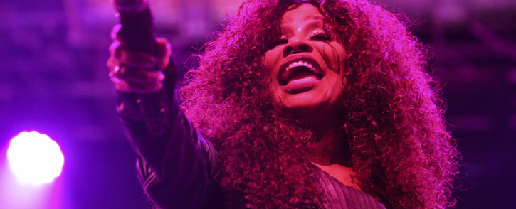 The phenomenal Chaka Khan blew audiences away with her performance at the 20th Cape Town International Jazz Festival. Picture: Cindy Archillies/EWN