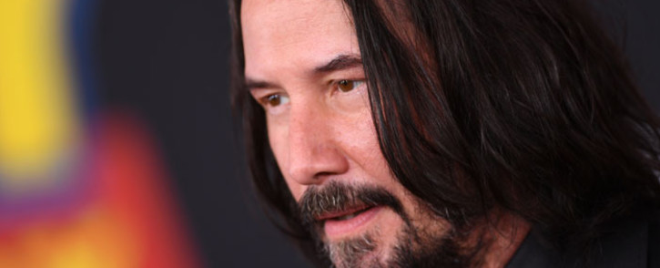 "Canadian-US actor Keanu Reeves arrives for the world premiere of ""Toy Story 4"" at El Capitan theatre in Hollywood, California on 11 June 2019. Picture: AFP"