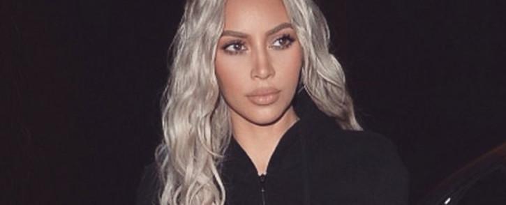 Kim Kardashian West. Picture: @KimKardashian/Twitter
