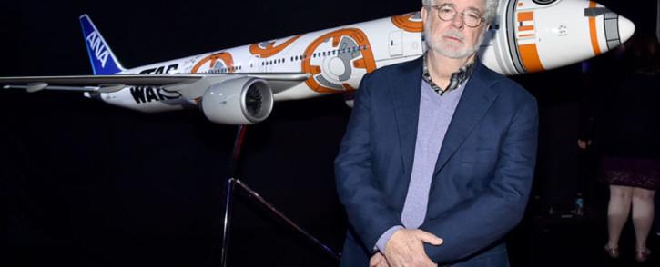 FILE: George Lucas. Picture: AFP