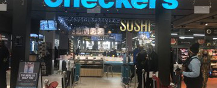 Checkers has launched its new state-of-the-art supermarket at the Rosebank Mall in Johannesburg, Gauteng. Picture: Refilwe Pitjeng/EWN.