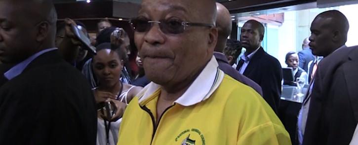 FILE: President Jacob Zuma. Picture: Kgothatso Mogale/EWN