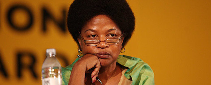 ANC National Chairperson Baleka Mbete seen at the Mangaung conference. Picture: Taurai Maduna/EWN.