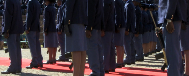 FILE: At least 22 officers were suspended, eight with their salaries and 14 without pay. Picture: Reinart Toerien/EWN