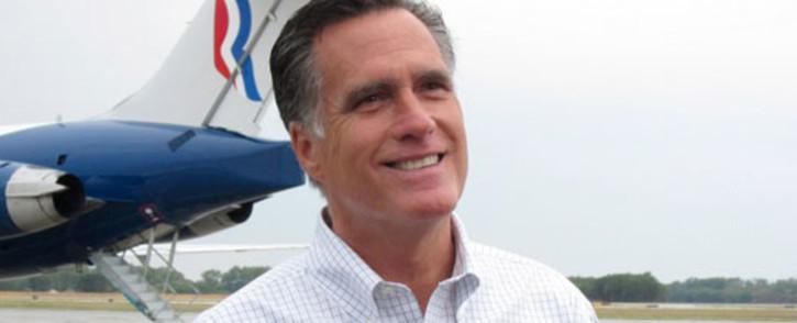 FILE: Incoming US senator Mitt Romney. Picture: AFP.
