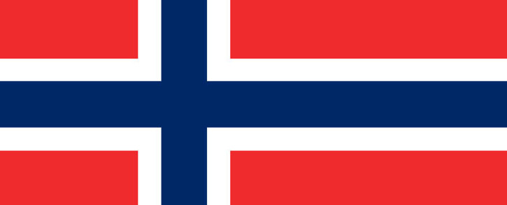 FILE: Flag of Norway. Picture: Wikimedia Commons.