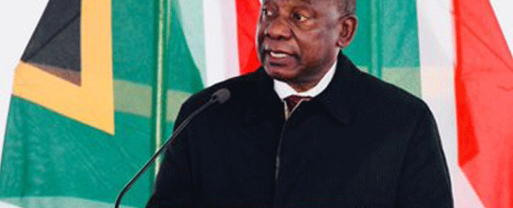 FILE: President Cyril Ramaphosa. Picture: Presidency