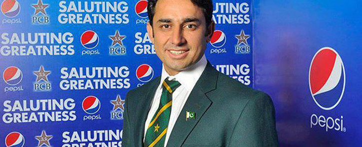 Saeed Ajmal was reported for the second time in his career last month after the Galle test against Sri Lanka. Picture: Facebook.