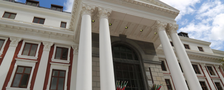 FILE: Parliament of South Africa in Cape Town. Picture: EWN