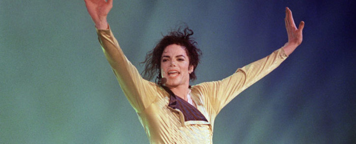 FILE: Late US pop star and entertainer Michael Jackson. Picture: AFP