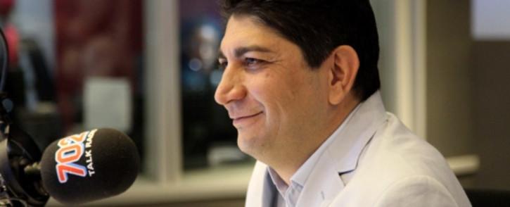 FILE: Vodacom CEO Shameel Joosub. Picture: EWN