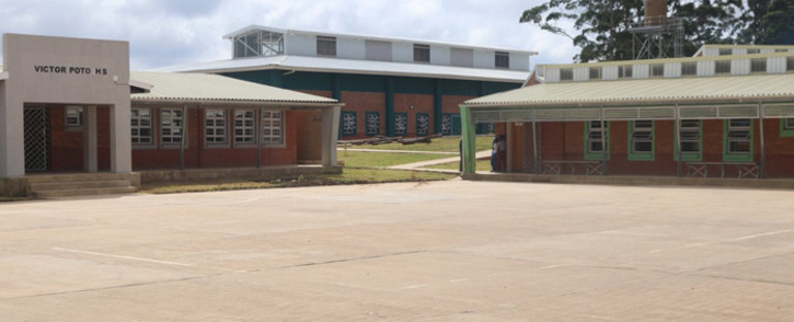 The Eastern Cape Department of Education handed over a new R45 million high school on 10 April 2018. Picture: @DBE_SA/Twitter