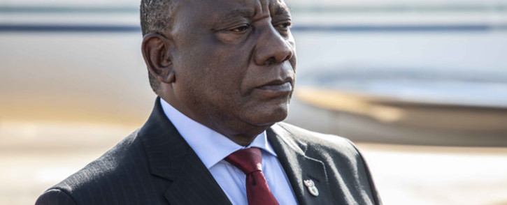 FILE: That report is now on the President's desk and the Presidency said he would comment on it once he had considered its contents. Picture: EWN