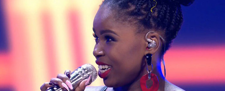 Yanga Sobetwa (17) is the 'Idols SA' season 14 winner. Picture: @IdolsSA/Twitter